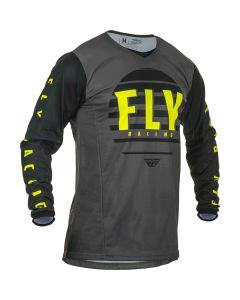 Fly Racing 2020 Kinetic K220 Black/ Grey/ Hi-vis Jersey