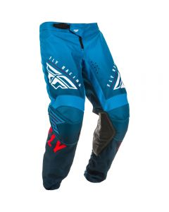 Fly Racing 2020 Kinetic K220 Blue/ White/ Red Pants