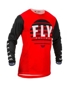 Fly Racing 2020 Kinetic K220 Red/ Black/ White Jersey