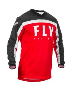 Fly Racing 2020 F-16 Red/black/white Jersey