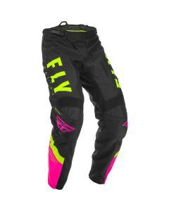 Fly Racing 2020 F-16 Neon Pink/ Black/ Hi-Vis Pants
