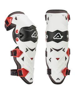Acerbis Impact Evo 3.0 White Knee Guards