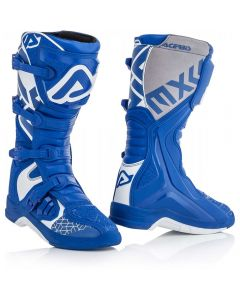 Acerbis X-Team Blue/ White Boots