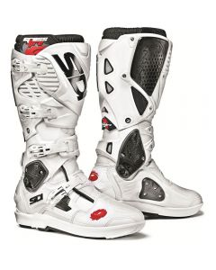 Sidi Crossfire 3 Srs White Boots