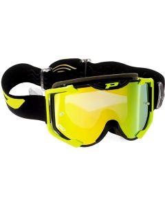 Progrip 3404 Menace Black/Yellow Goggles