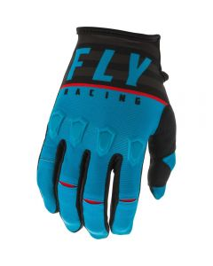 Fly Racing 2020 Kinetic K120 Blue/ Black/ Red Gloves