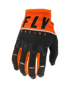 Fly Racing 2020 Kinetic K120 Orange/ Black/ White Gloves