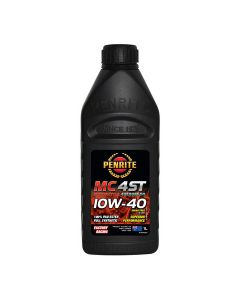 Penrite MC-4 PAO Ester Motorcycle Oil - 10W-40 - 1 Litre