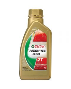 Castrol 1L Power 1 TTS Racing 2T 2 Stroke Engine Oil