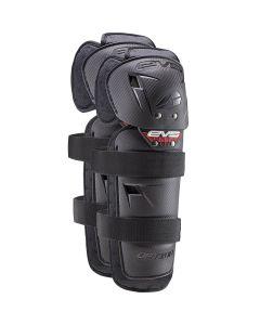 EVS Option Black Adult Knee Guards