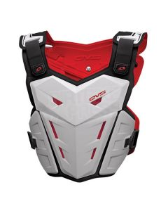 Evs F1 Adult Armour White