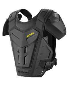 Evs Rv5 Adult Black Body Armour