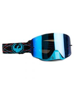NFXS Pinned Blue Steel Goggles