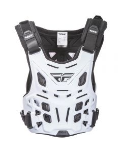 Fly Racing Revel White Roost Guard
