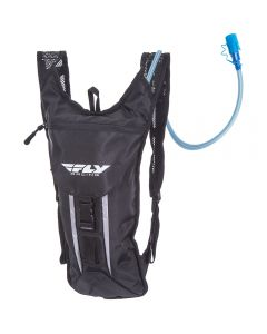Fly Racing Black Hydro Pack