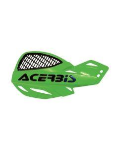 Acerbis Uniko Vented Handguards - Green