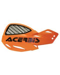 Acerbis Uniko Vented Handguards - Orange