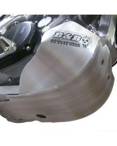 B&B Bashplate - Kawasaki KX250F 09-17