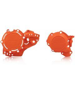 Acerbis X-power Kit SX TC 250 19 EXC TE 250 300 20 Orange