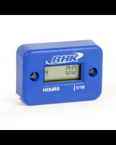 RHK Red Hour Meter - Includes Free Mounting Bracket