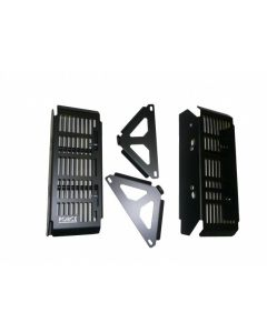 Force Radiator Guards - Suzuki RM250 (07-10)