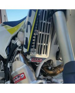 B&B Radiator Guards - KTM 250/300 EXC/EXC-F 17-19