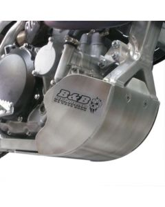B&B Bashplate - Kawasaki KX450F 10-15