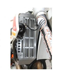 B&B Radiator Guards - KTM 450/500 EXC-F 17-19