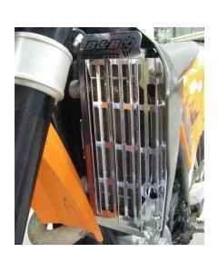 B&B Radiator Guards - KTM 250/300 350/450 500/530 EXC SXF