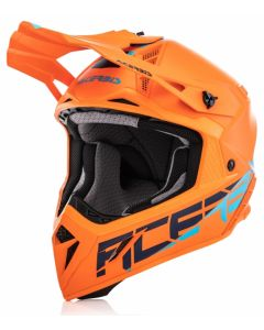 Acerbis Steel Carbon Helmet - 940g Orange