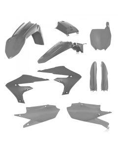 Acerbis Plastic Kit - Yamaha YZ250F 19/ YZ450F 18-19 Grey Hawk
