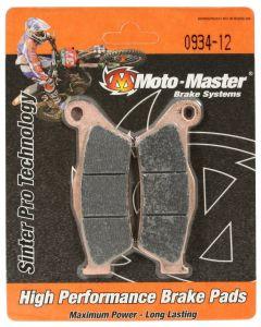 Moto-Master Honda /Kawasaki /Suzuki /Yamaha GP Front Brake Pads