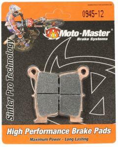 Moto-Master Kawasaki /Suzuki /Yamaha GP Rear Brake Pads