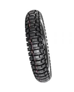 Motoz Gummy EXTREME Hybrid 120/100-18 DOT Super Soft Rear Tyre