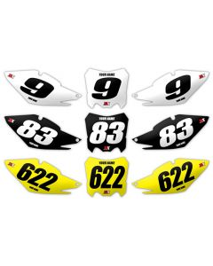 Race Backgrounds - Standard Series