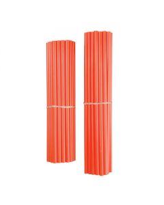Spoke Wraps - Orange