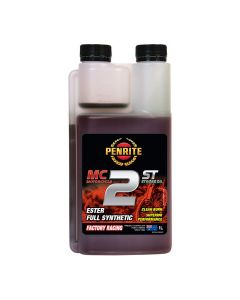Penrite MC-2 Fully Synthetic 2 Stroke Oil - 1 Litre