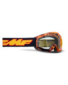 FMF POWERBOMB YOUTH GOGGLE SPARK - CLEAR LENS