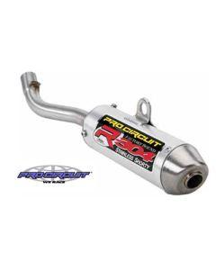 Pro Circuit R-304 Shorty Aluminum Silencer - KTM HUSQVARNA 125 / 150 TC TE SX (11-16)