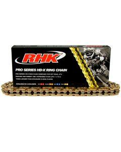 RHK 520 120L Gold HD-X Ring Heavy Duty Chain