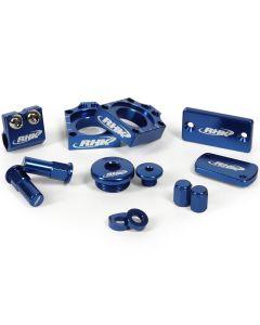 RHK Yamaha YZF 250 14-16 450 10-16 Blue Bling Kit