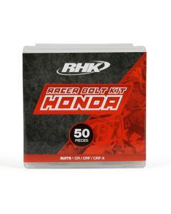 """RHK """"RACER"""" HONDA CR/CRF BOLT KIT"""