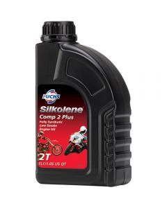 Silkolene 1L Comp 2 Plus Full Synthetic 2 Stroke Oil