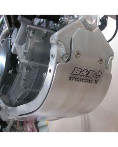 B&B Skidplate - Kawasaki KX250F 09-17