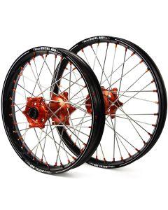 Excel Ktm Sx/ Sxf 03-12 Black/ Orange A60 Wheel Set