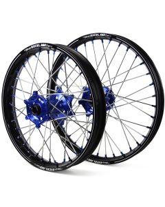 Excel Yamaha Wrf 250/ 450 02-17 Black/ Blue A60 Wheel Set