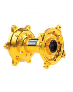 Tusk Impact - Rear Hub Suzuki Yellow