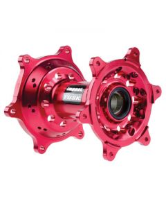 Tusk Impact - Rear Hub Honda Red