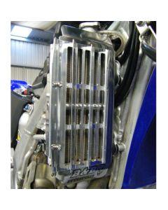 B&B Radiator Guards - Yamaha WR450F 12-15