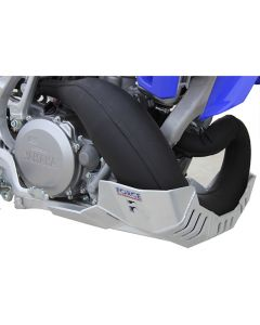 Yz250 (05-16) Force Bashplate With Pipe Guard